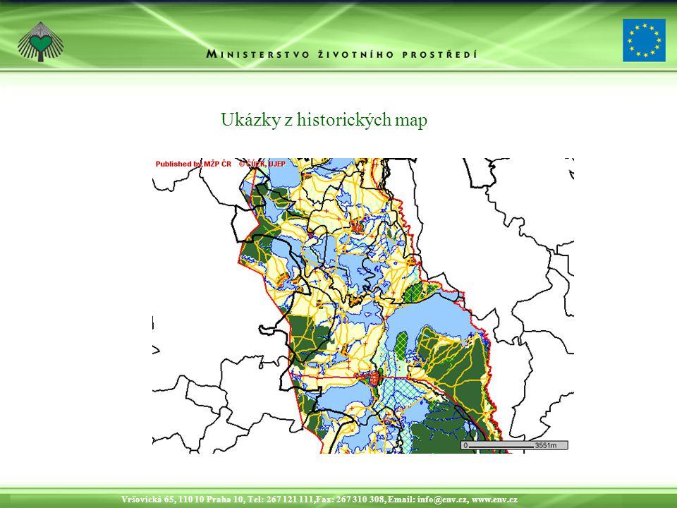 Vršovická 65, 110 10 Praha 10, Tel: 267 121 111,Fax: 267 310 308, Email: info@env.cz, www.env.cz Ukázka – geologické mapy