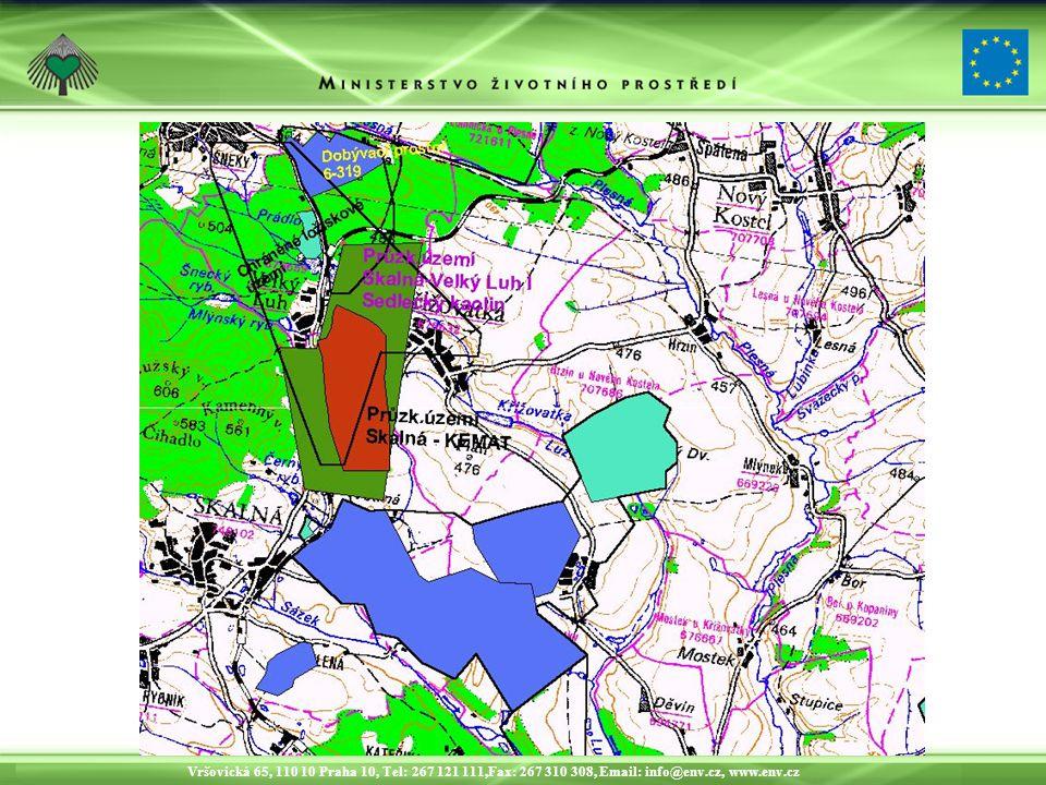 Vršovická 65, 110 10 Praha 10, Tel: 267 121 111,Fax: 267 310 308, Email: info@env.cz, www.env.cz Využití GIS při ochraně nerostného bohatství Nyní se