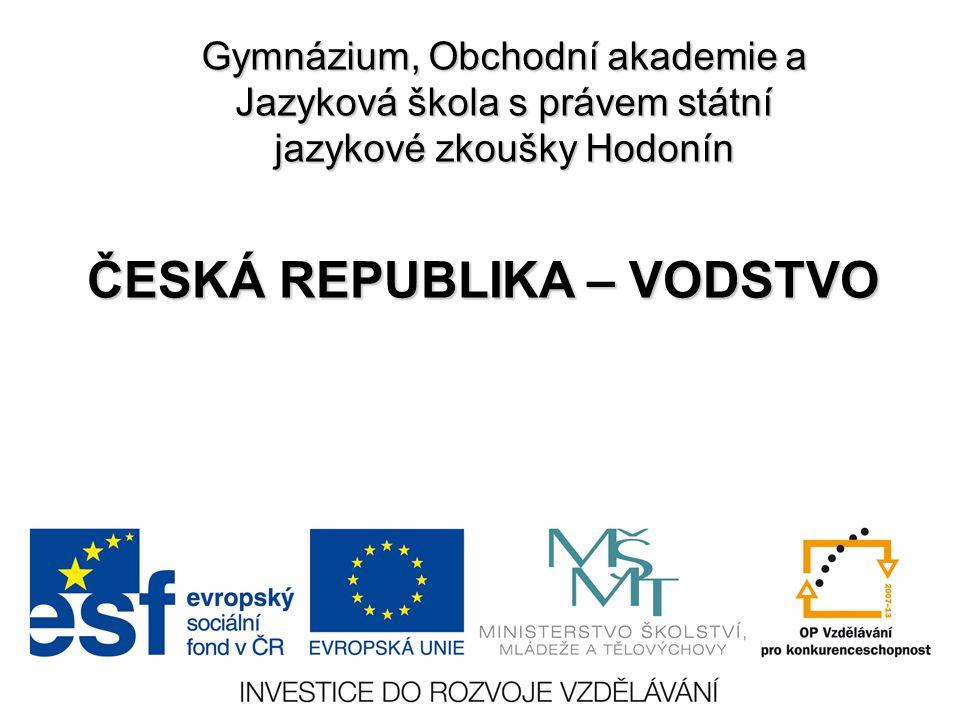 Vltavská kaskáda 9 přehradních nádrží energetika a regulace toku Vltavy Lipno 1, Lipno 2, Hněvkovice, Kořensko, Orlík, Kamýk, Slapy, Štěchovice, Vrané 6.
