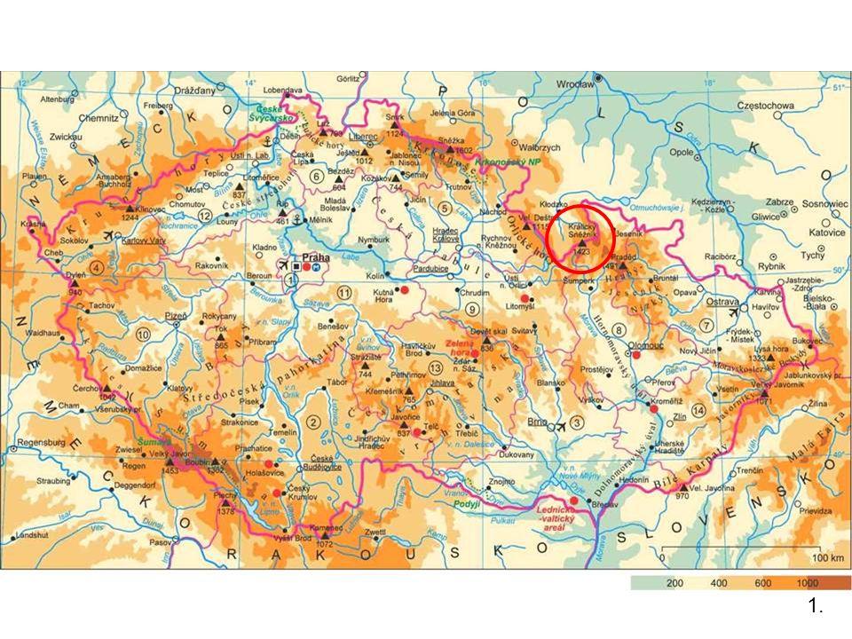 Říční jezera Vznik oddělením meadru řekyVznik oddělením meadru řeky Časté na Moravě, v Podyjí – Křivé jezeroČasté na Moravě, v Podyjí – Křivé jezero 10.