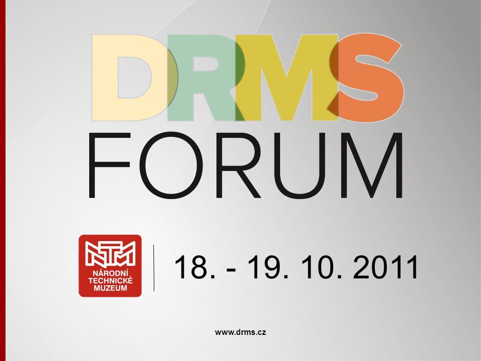 www.drms.cz 18. - 19. 10. 2011