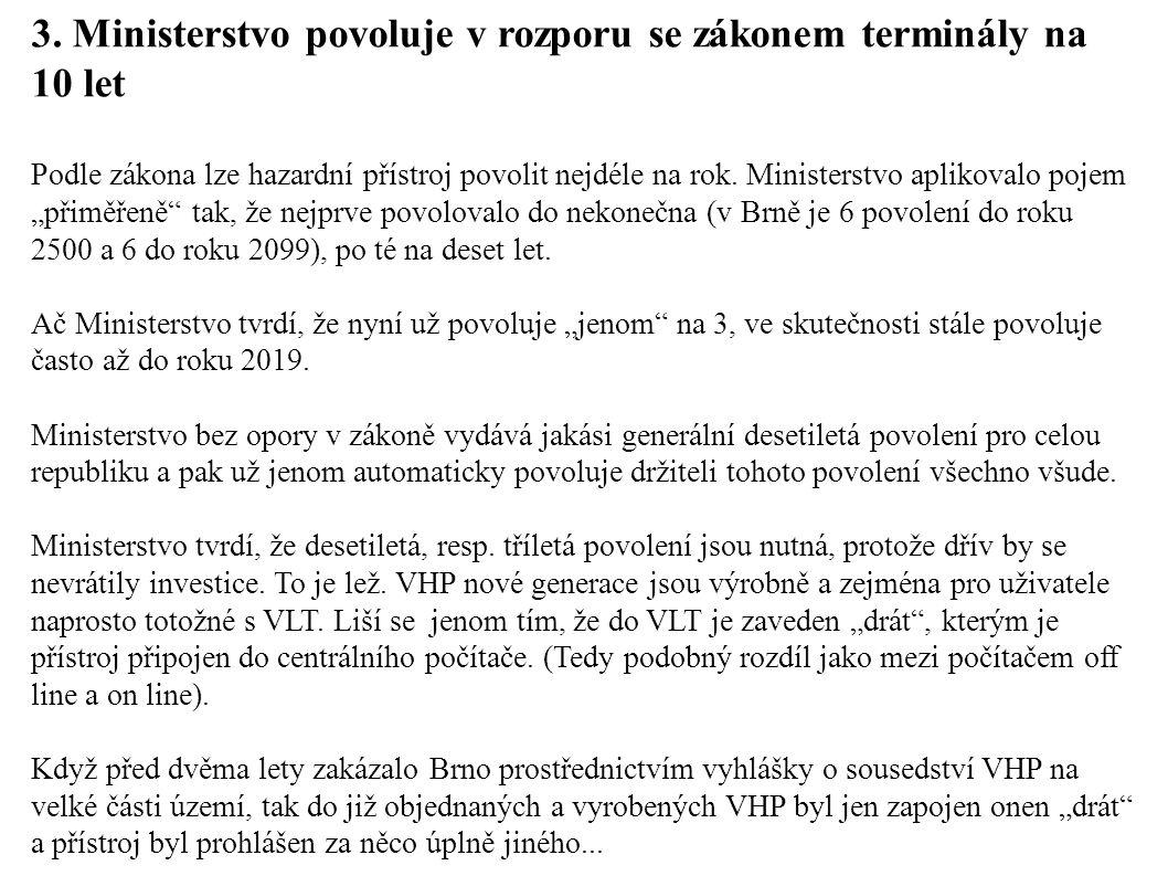 """""""Rozdíl mezi VHP a VLT společnosti Kajot, s popiskami Zdroj: kajot.cz"""
