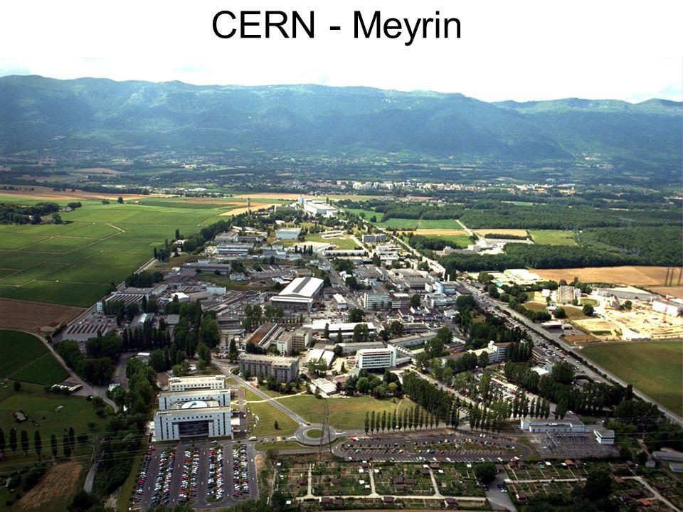 CERN - Meyrin