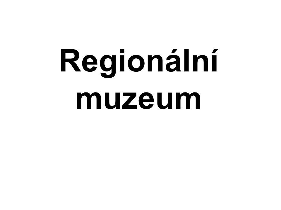 Regionální muzeum