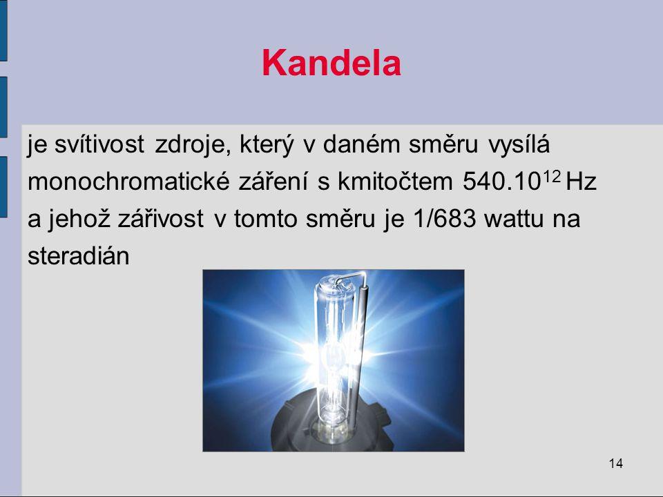 Kelvin zlomek 1/273,16 teploty trojného bodu vody je látkové množství soustavy, která obsahuje právě tolik elementárních jedinců (entit), kolik je ato