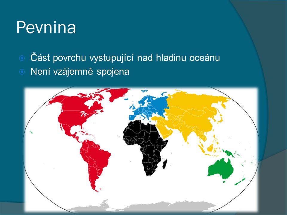 Světadíly EVROPA Rozloha 10 mil. km² 730 mil. obyvatel