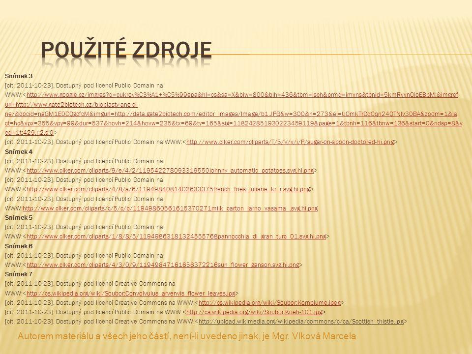 Snímek 3 [cit. 2011-10-23]. Dostupný pod licencí Public Domain na WWW:<http://www.google.cz/imgres?q=cukrov%C3%A1+%C5%99epa&hl=cs&sa=X&biw=800&bih=436