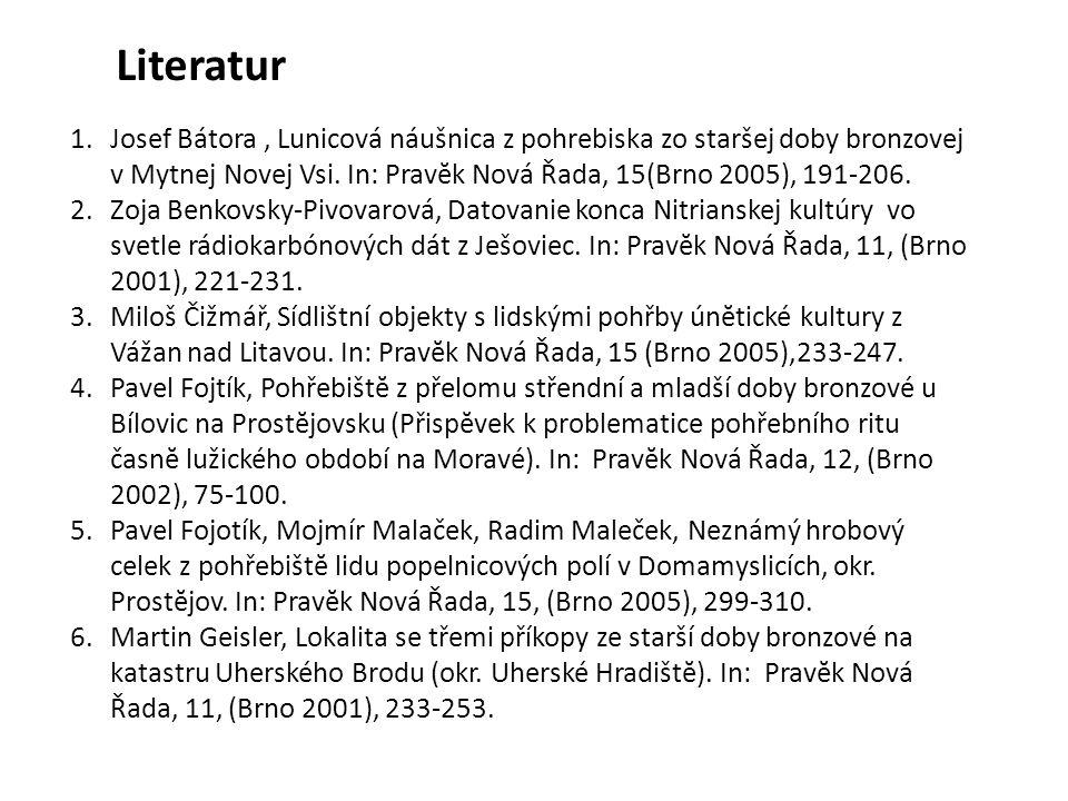 7.Jiří Juchelka Pohřebištĕ lužické kultury v Holasovicích (okr.