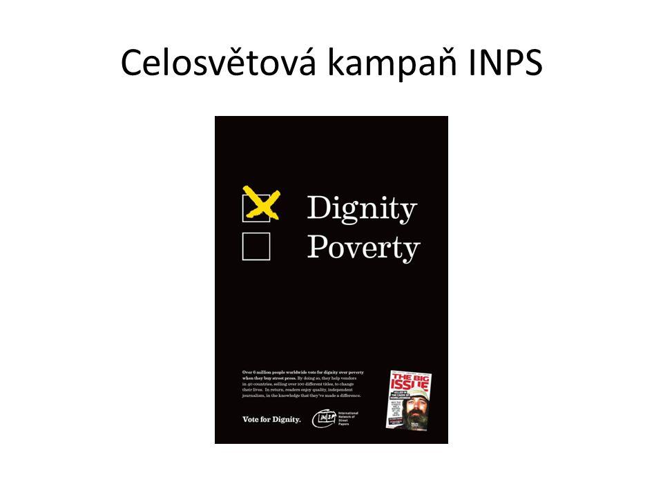 Celosvětová kampaň INPS