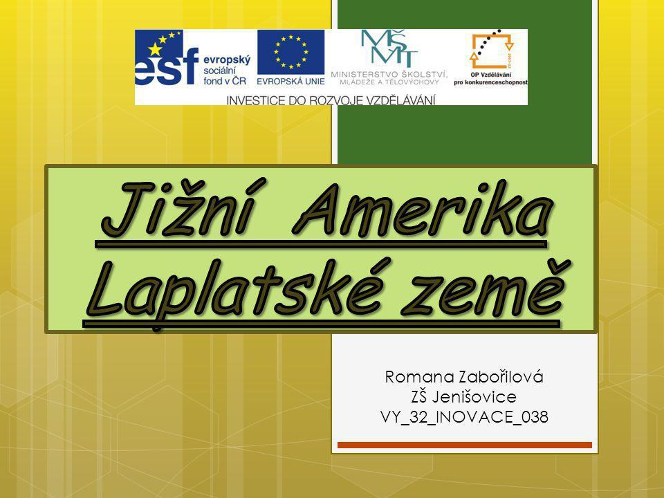 Romana Zabořilová ZŠ Jenišovice VY_32_INOVACE_038