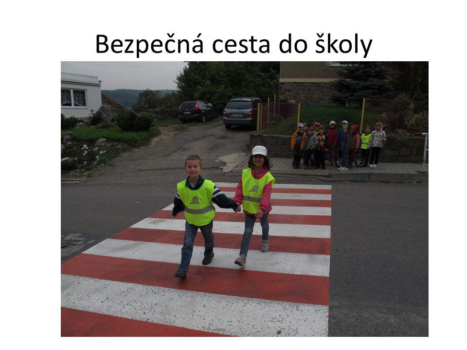 Bezpečná cesta do školy