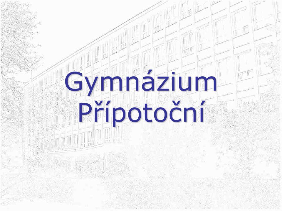 12 z 24 Obsah studia Gymnázium, Přípotoční 1337, Praha 10 1.