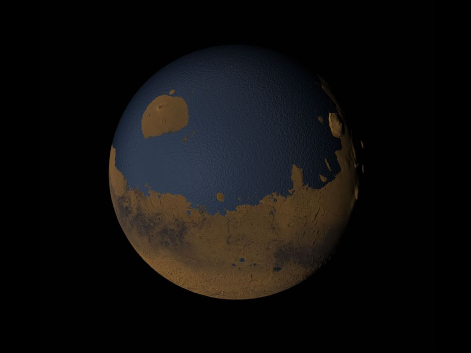 již vychladlé jádro -> mrtvá planeta má dva malé měsíce – Phobos a Deimos (Děs a Hrůza) pravděpodobně pochází z vnějšího okraje hlavního pásu planetek Phobos obíhá Mars retrográdně Zajímavosti Sluneční soustavy Mars