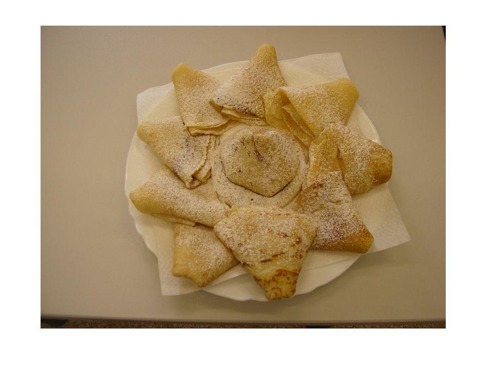 Lité těsto používáme na přípravu omelet, palačinek, lívanců a trhanců.