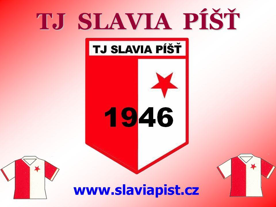 TJ SLAVIA PÍŠŤ www.slaviapist.cz