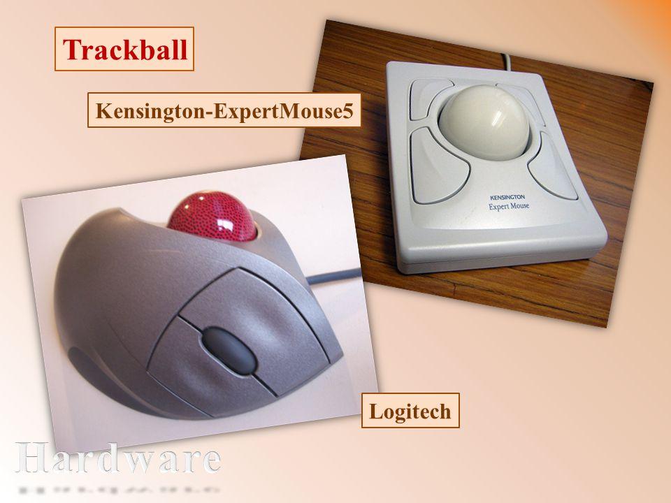 Trackball Logitech Kensington-ExpertMouse5