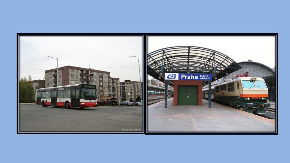 Praha O rok později nemohla chybět také návštěva hlavního města, kde jsme se podívali jak do muzea pražské MHD, tak na novou trať do Barrandova.