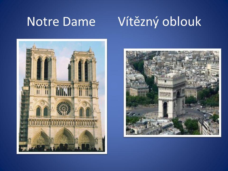 Notre DameVítězný oblouk