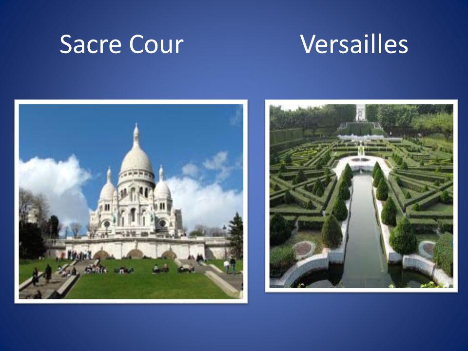 Sacre Cour Versailles