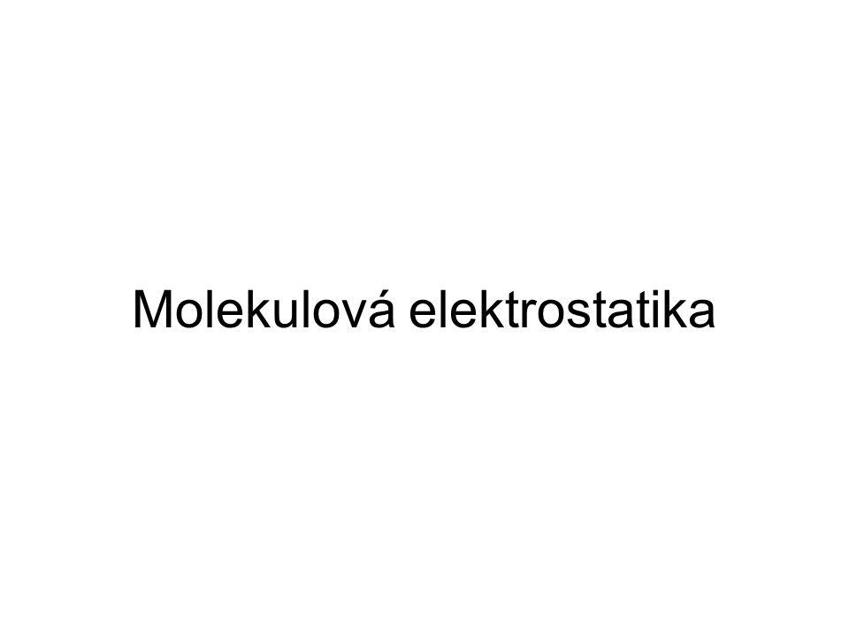 Molekulová elektrostatika