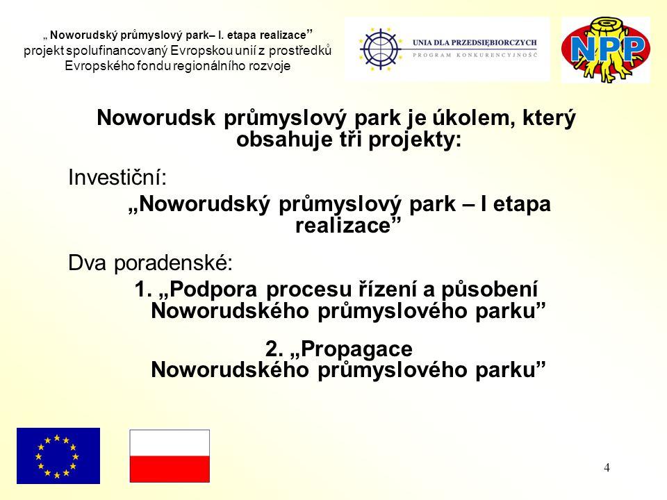 """4 """" Noworudský průmyslový park– I."""