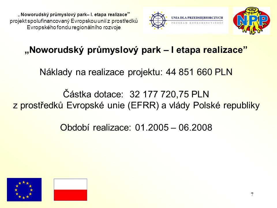 """7 """" Noworudský průmyslový park– I."""