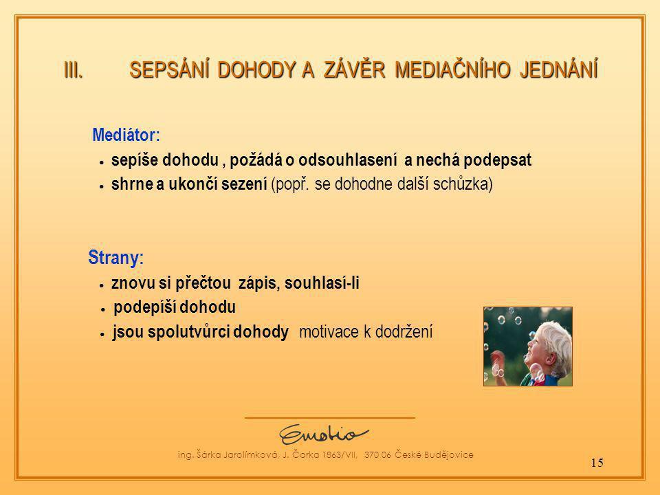 15 ing.Šárka Jarolímková, J.