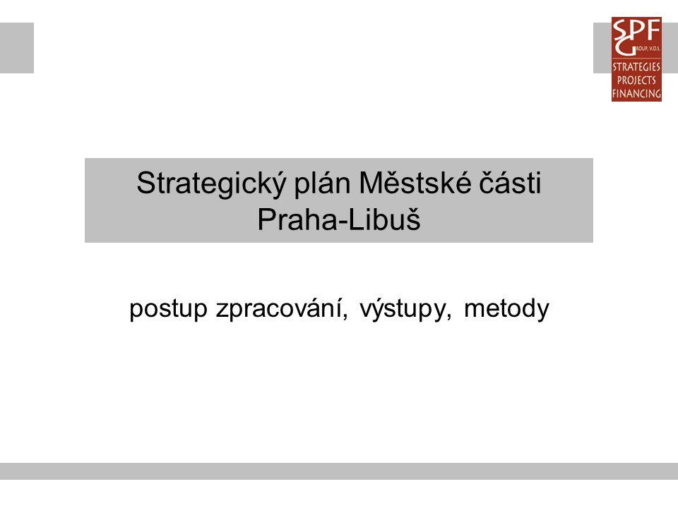 Strategický plán Městské části Praha-Libuš postup zpracování, výstupy, metody