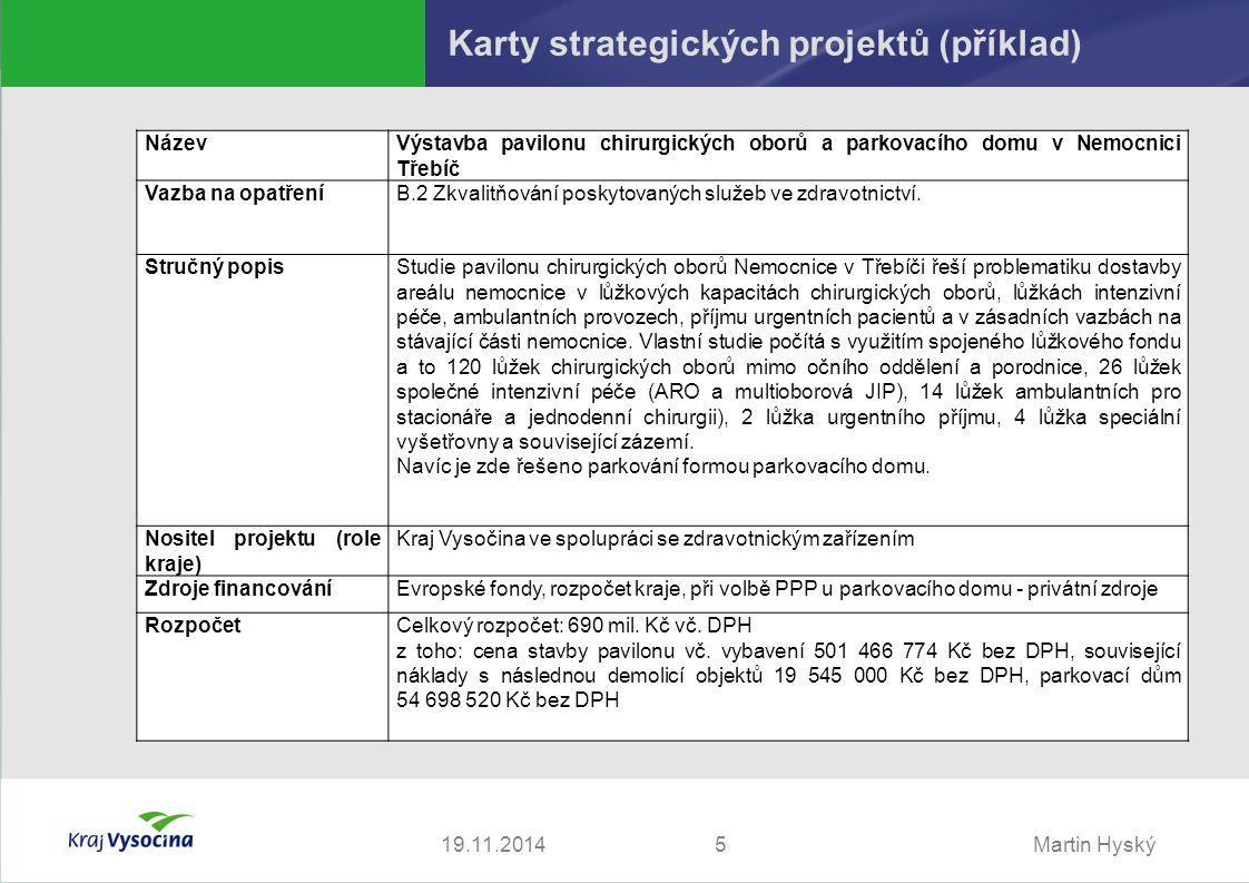 Martin Hyský Indikátory (příklad) 619.11.2014