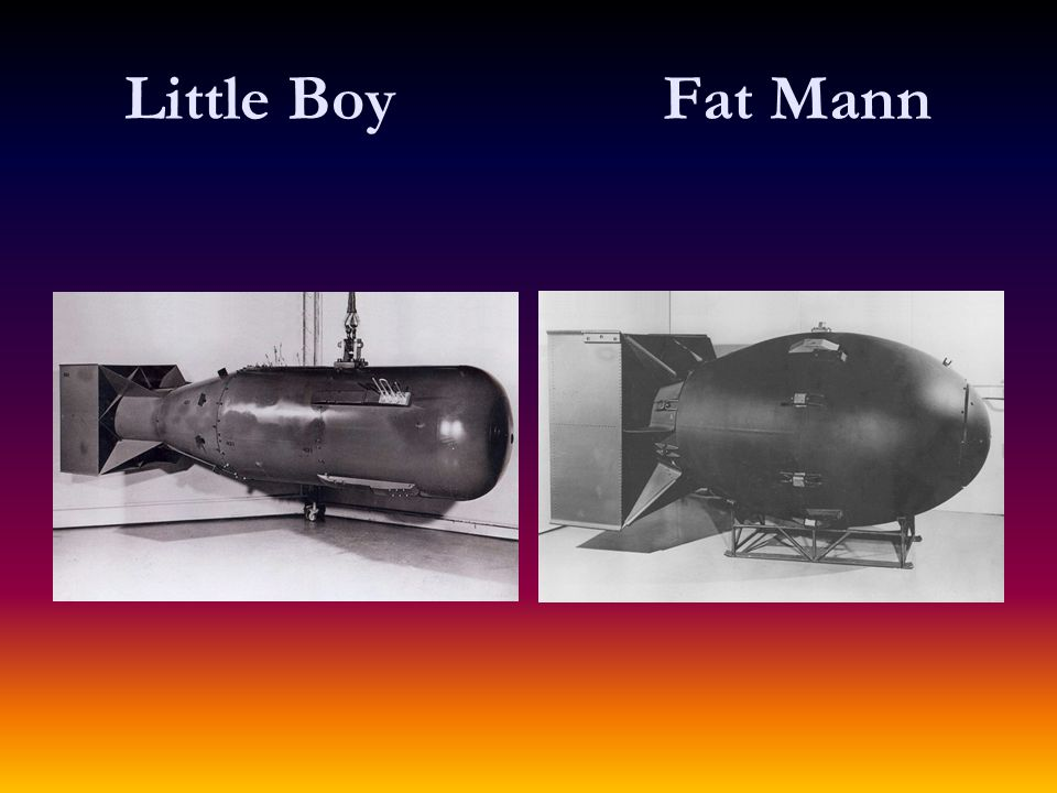 Little BoyFat Mann