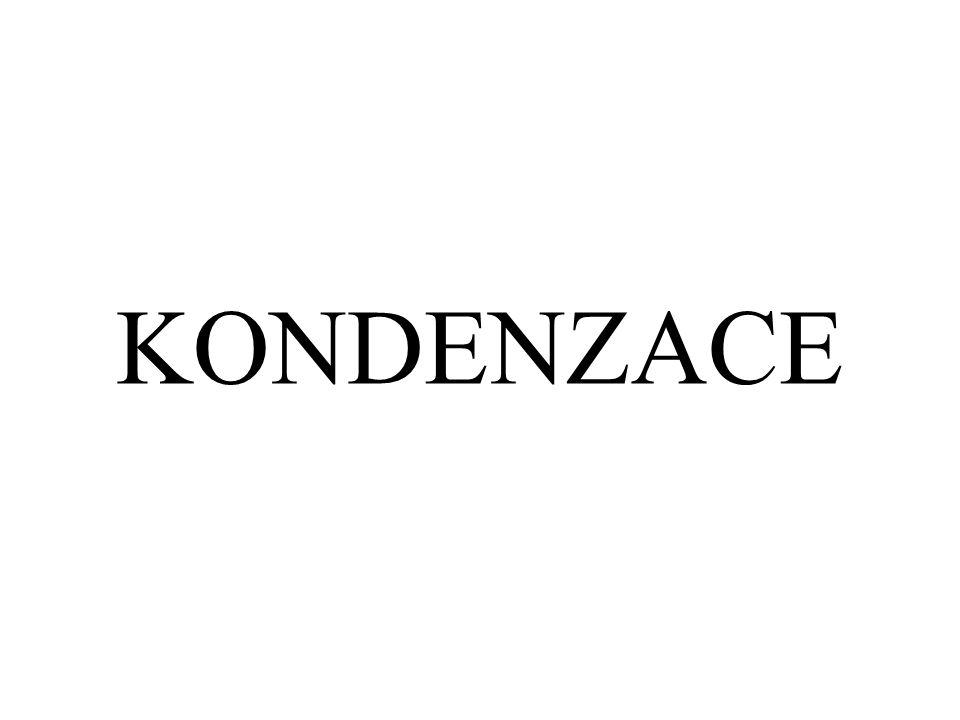 KONDENZACE