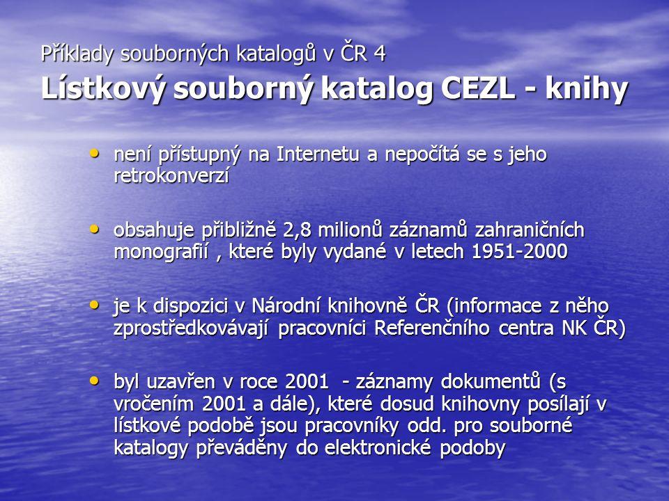 Jihočeská univerzita - Pedagogická fakulta Ukázka statistiky o importu dat do SK ČR data z února 2004