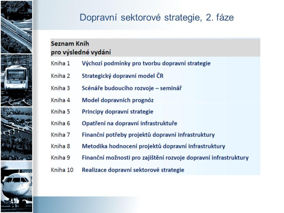 9 Dopravní sektorové strategie, 2.