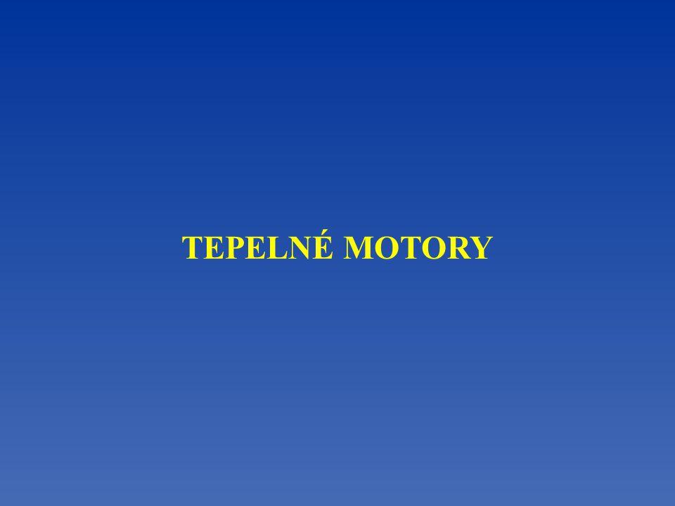 TEPELNÉ MOTORY