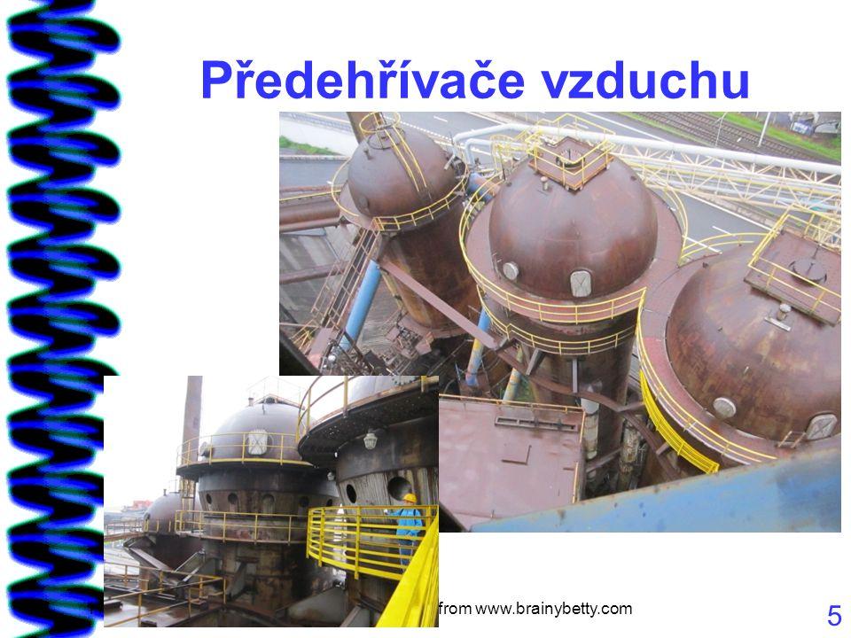 Předehřívače vzduchu 11/19/2014Free template from www.brainybetty.com 5