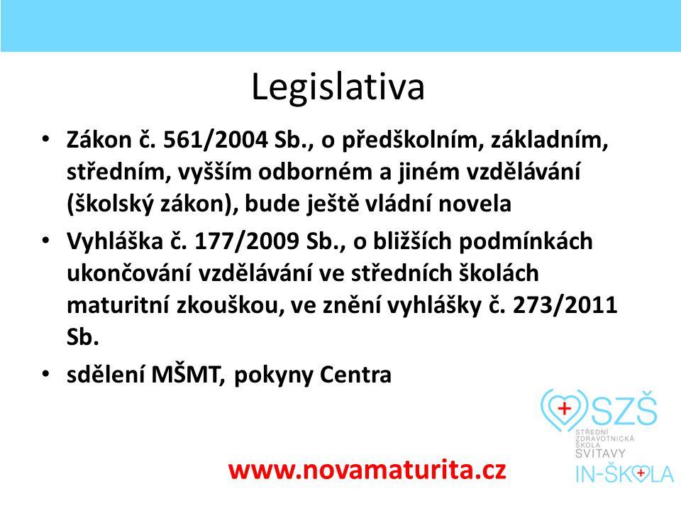 Děkuji za pozornost Radim Dřímal Střední zdravotnická škola, Svitavy, Purkyňova 256 www.szs.svitavy.cz skola@szs.svitavy.cz www.novamaturita.cz
