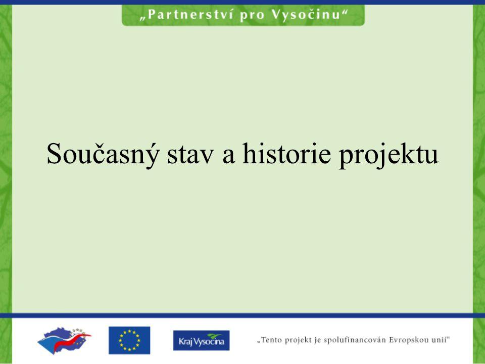 Současný stav a historie projektu