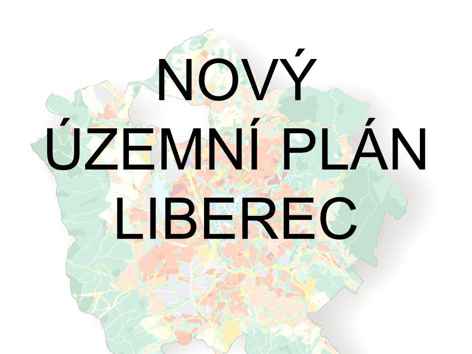 Cíl veřejného projednání Projednání konceptu nového územního plánu Statutárního města Liberec V souladu s § 48 zákona č.