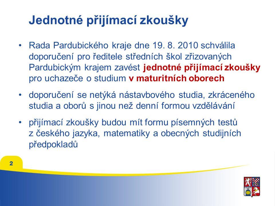 2 Rada Pardubického kraje dne 19. 8.