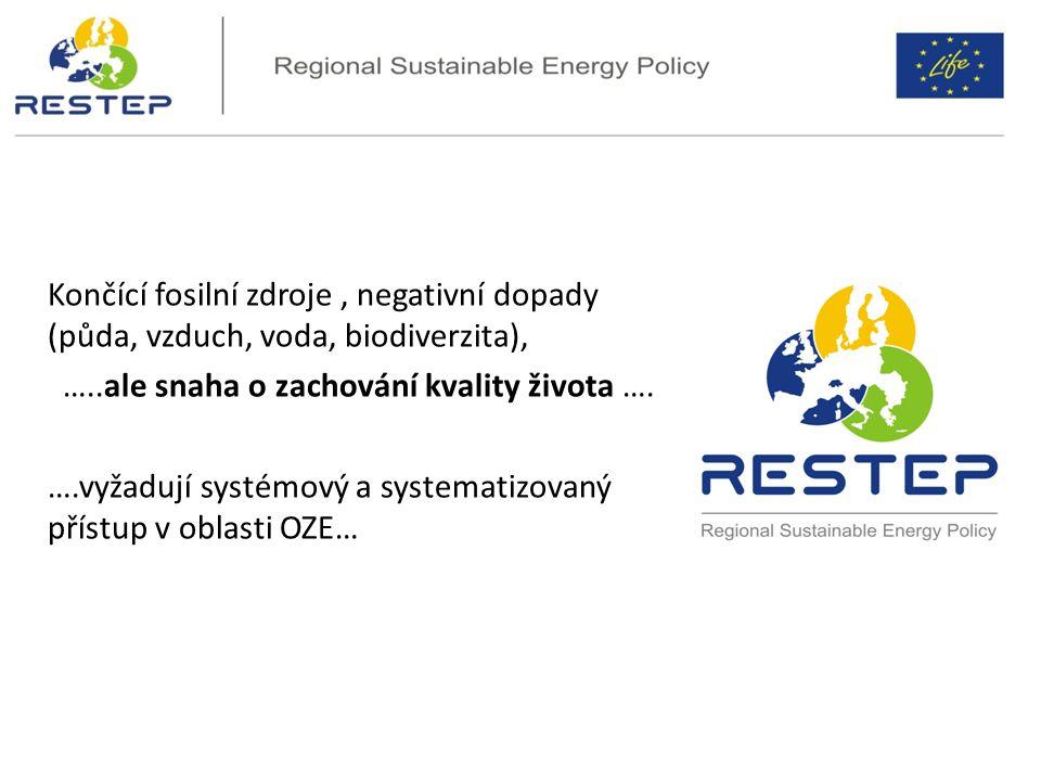 7. Biodiverzita Druhová a rostlinná různorodost je významné téma projektu RESTEP