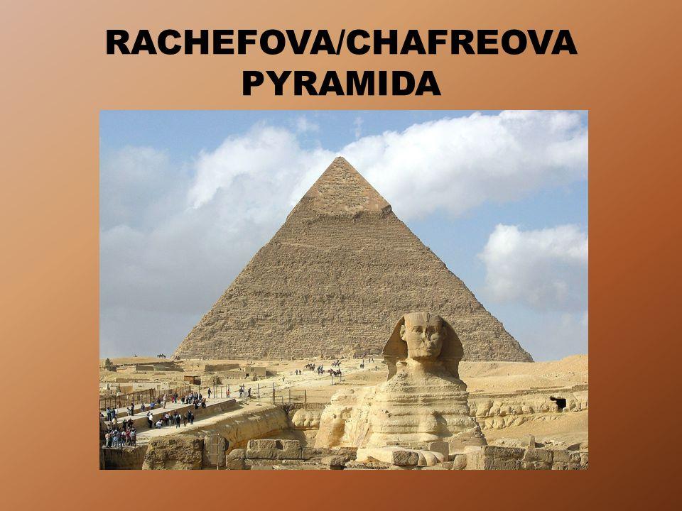 RACHEFOVA/CHAFREOVA PYRAMIDA