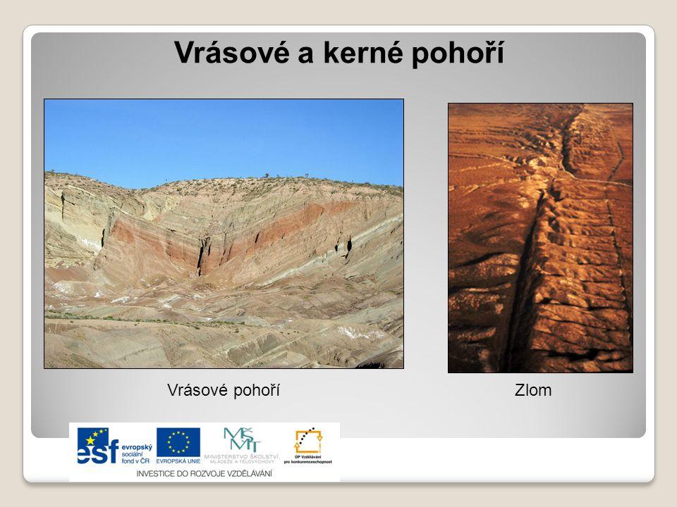 Geologické jednotky a jejich odlišnosti Česká vysočinaZápadní Karpaty Časové vymezeníPřed 660-550 mil.
