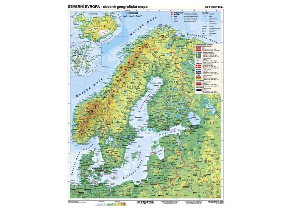 Severní Evropa je severní část evropského kontinentu.