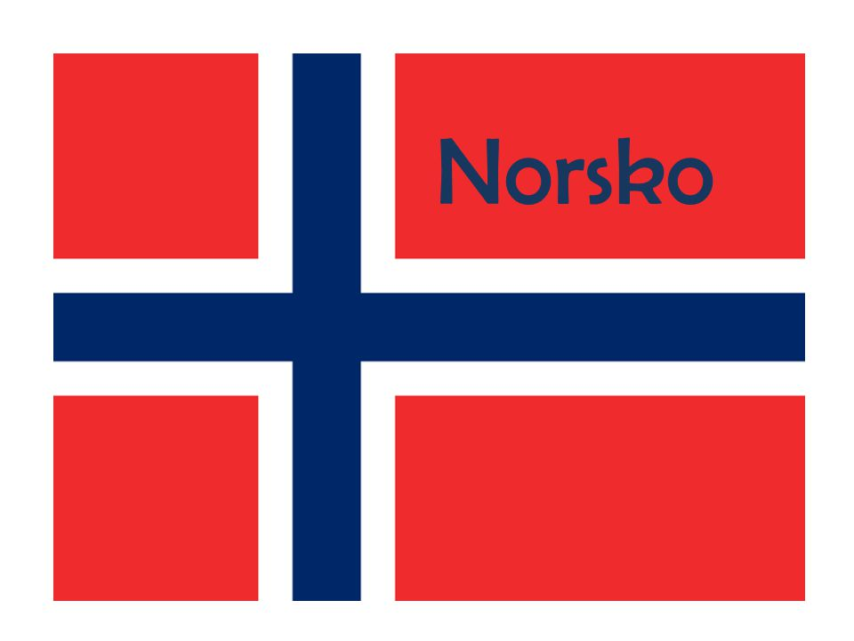 Přírodní poměry Přímořský stát na severu Evropy (Skandinávie).