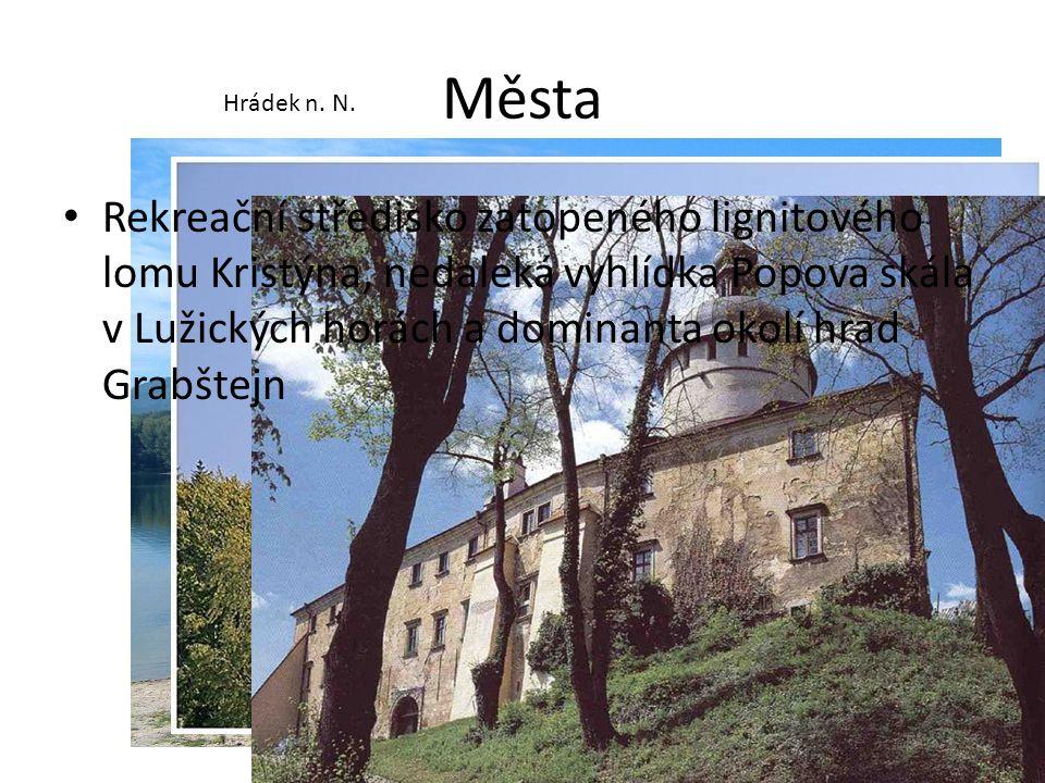 Města Hrádek n. N.