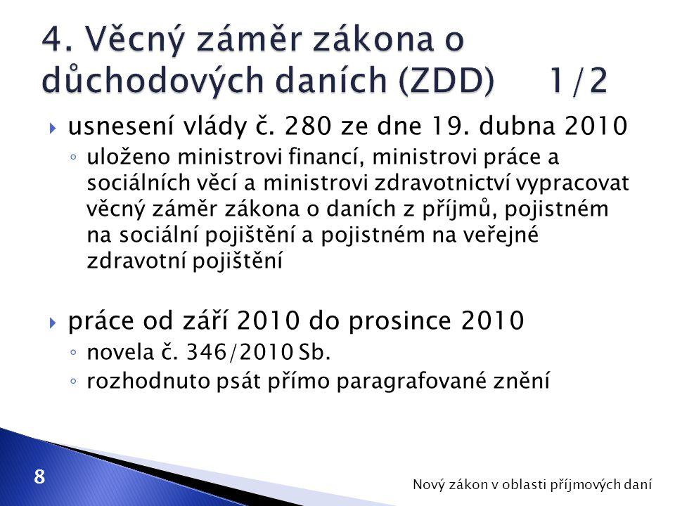  usnesení vlády č. 280 ze dne 19.