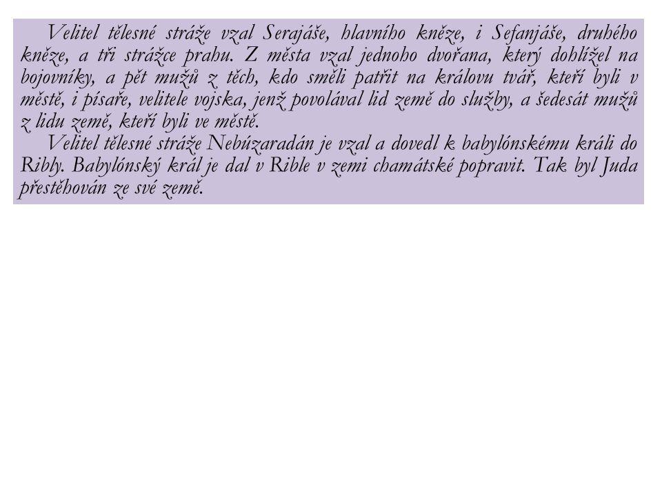 novobabylonský král (6.stol.