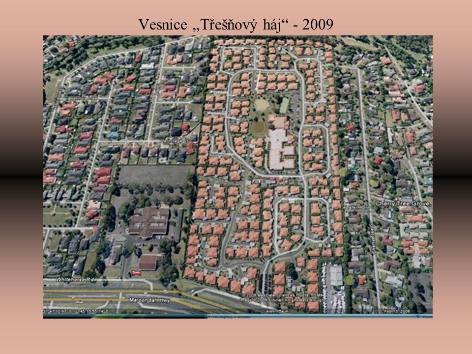 """Vesnice """"Třešňový háj - 2009"""