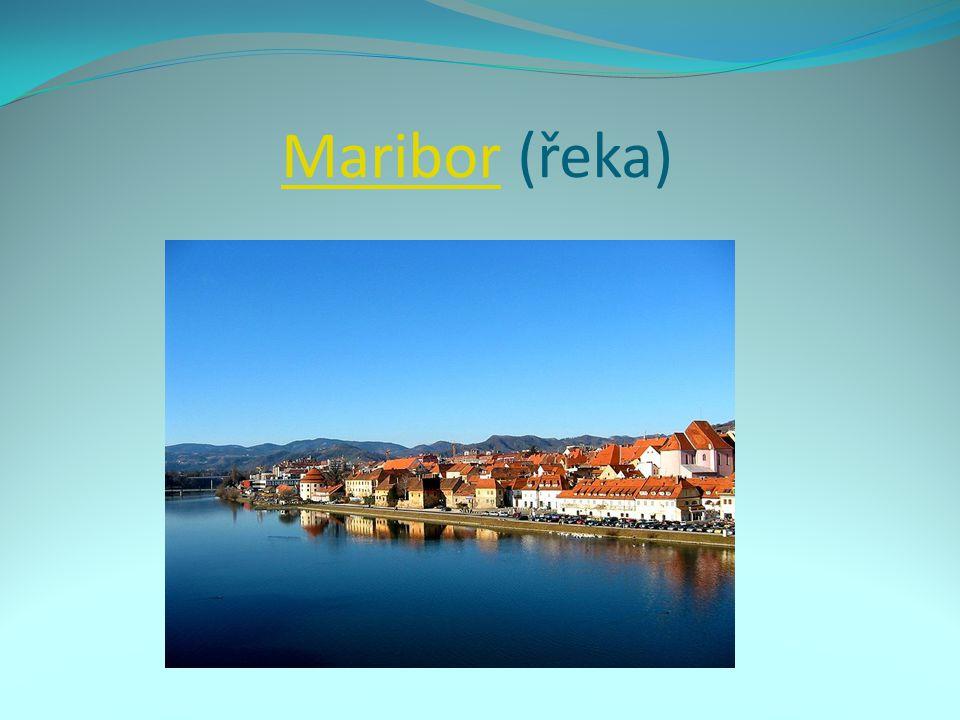 MariborMaribor (řeka)
