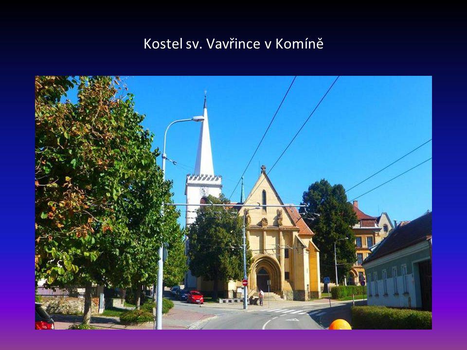 Kostel sv. Jana Křtitele a sv. Jana Evangelisty-Bystrc